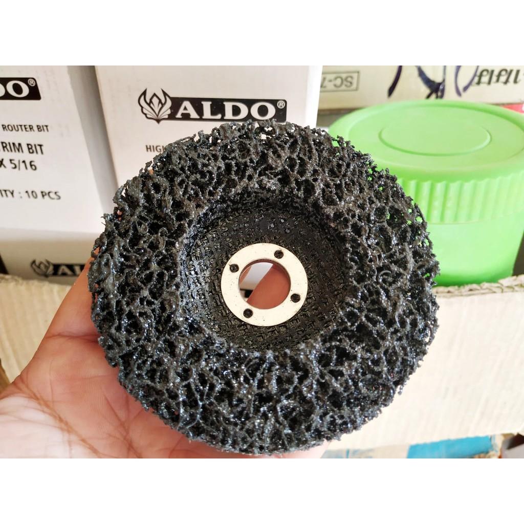 Polycarbide Abrasive Wheel 4 In