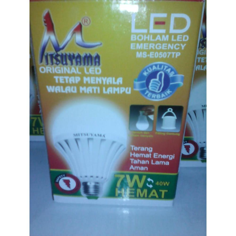 Lampu LED Bulb Philips 6 Watt (Cool Daylight) Terlaris   Shopee Indonesia