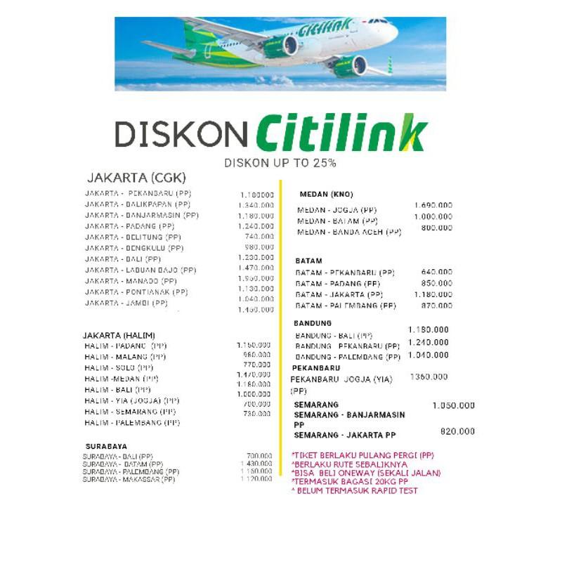 Harga Tiket Air Terbaik Travel Tour Voucher Maret 2021 Shopee Indonesia