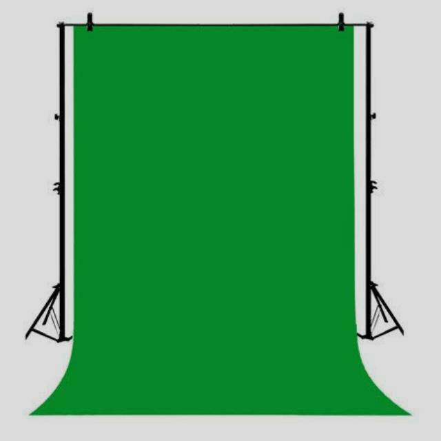 UKURAN DAN WARNA CUSTOM BY REQUEST Kain Greenscreen Background Hijau Untuk  Backdrop Green Screen   Shopee Indonesia