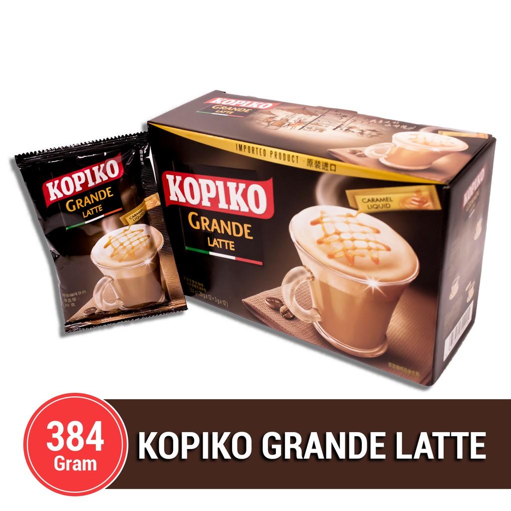Kopiko 78c 240ml 1 Dus Shopee Indonesia Kapal Api Grande White Coffee With Gtg
