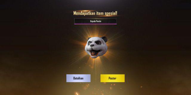 panda pubg id number