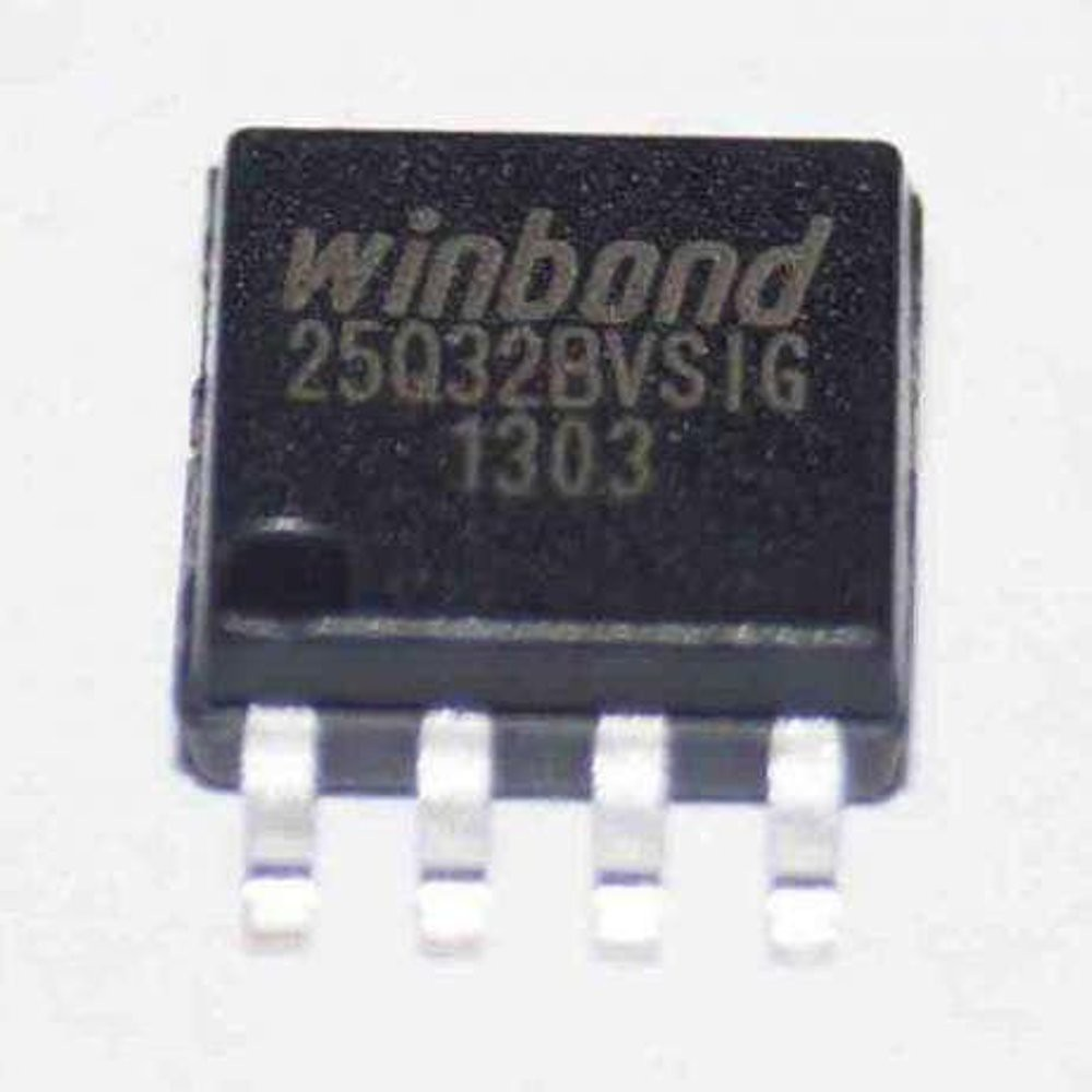 IC SPI Flash Winbond 25Q32 25Q32BVSIG 16MBit 4MB