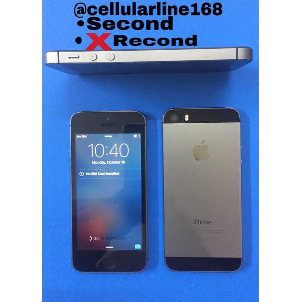 Harga Iphone 5s Second Terbaik Handphone Tablet Handphone