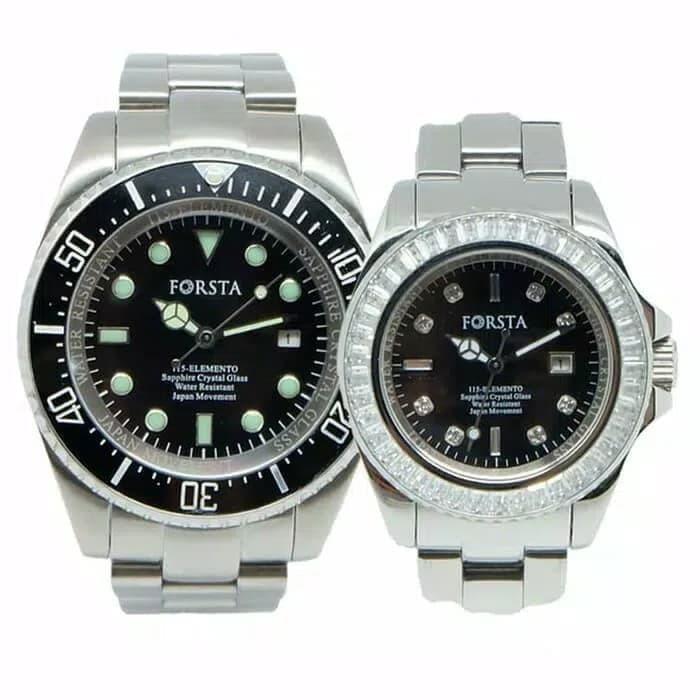 Jam Tangan Forsta Elemento Couple Rolex SKMEI Smartwatch Pasangan 7787cb05f0