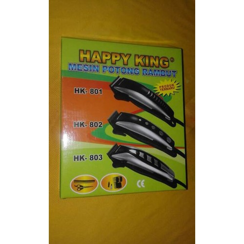 Alat Cukur Rambut Elektrik Murah Surabaya Happy King Praktis Serbaguna  Peralatan Salon Grosir  2596513d7c