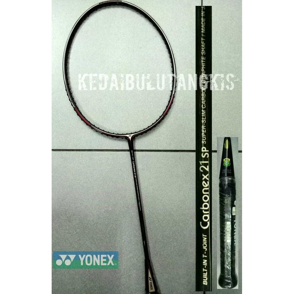 Hotlist Raket Yonex Carbonex 21 Sp Original Shopee Indonesia