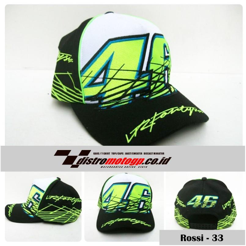 Topi Valentino Rossi VR 46  165d5c70c7