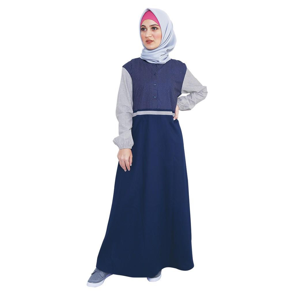 Fashion Salvare Gamis Wanita Terbaru Baju Muslim Wanita Modern 2020 Shopee Indonesia
