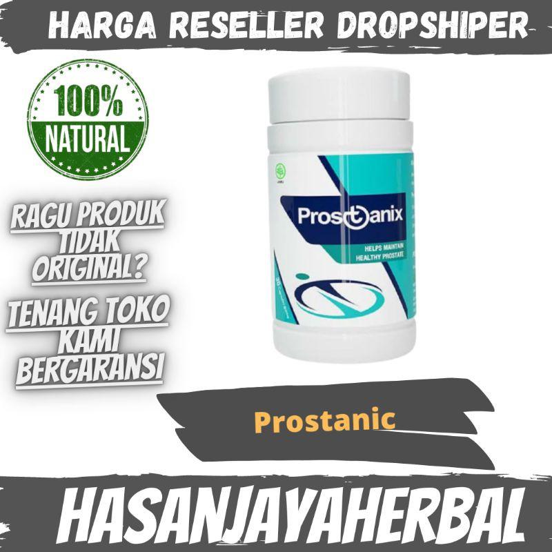 prostanix original suplemen herbal atasi prostat ampuh alami