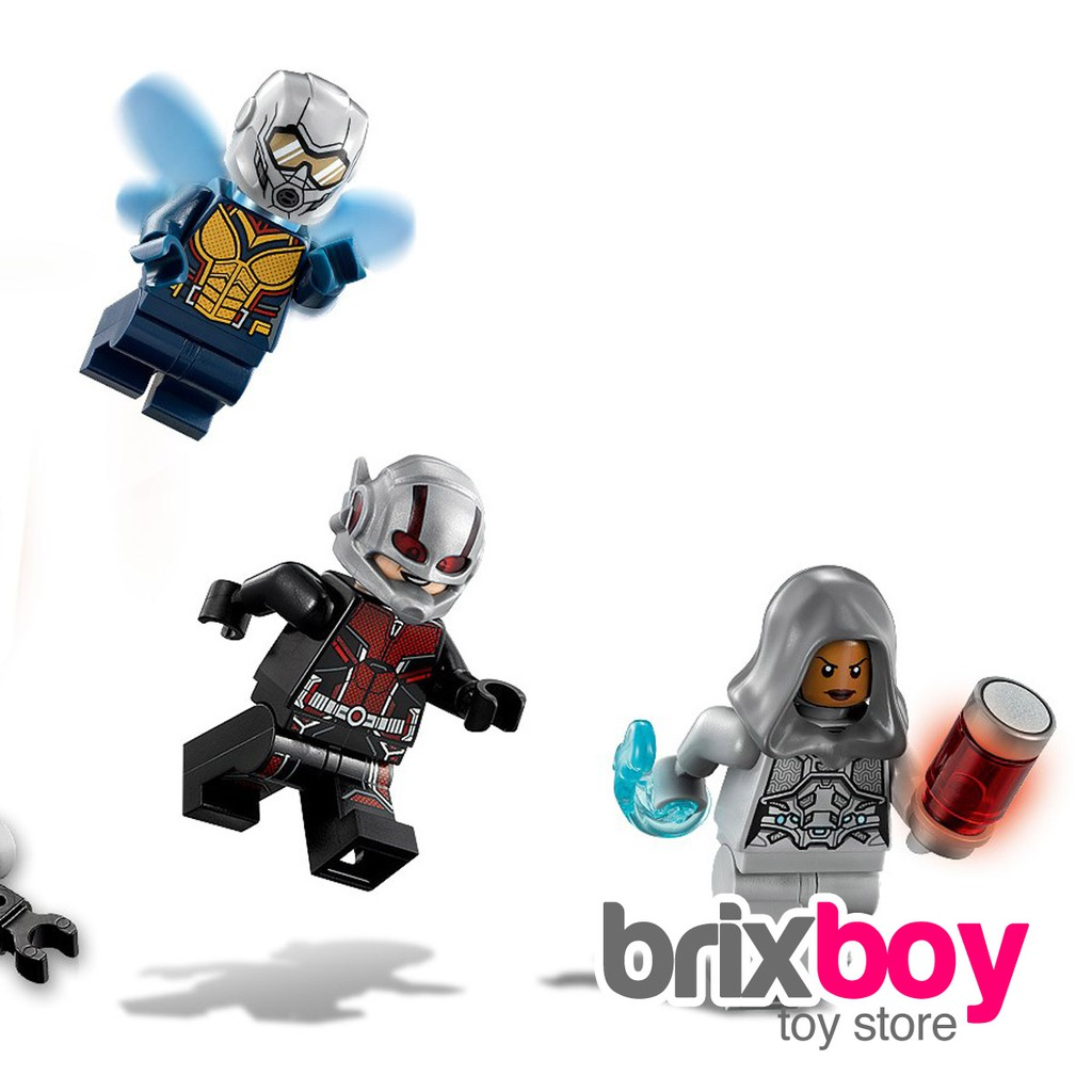 NEW LEGO Ant-Man Minifigure from set  76109
