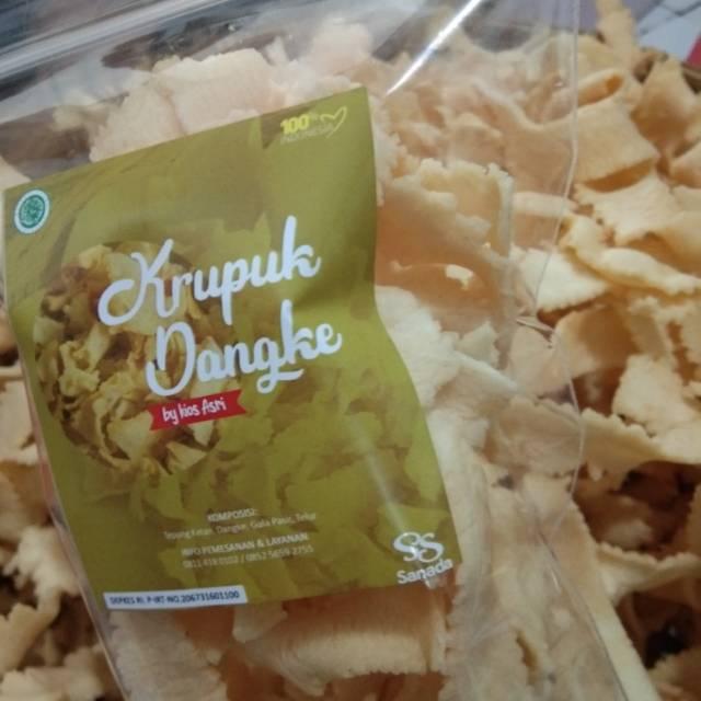 Krupuk Dangke 1kg Shopee Indonesia