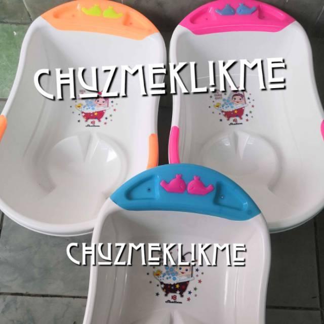 Bak mandi bayi/Bak mandi bayi plastik/Bak mandi plastik (khusus gojek/grab)