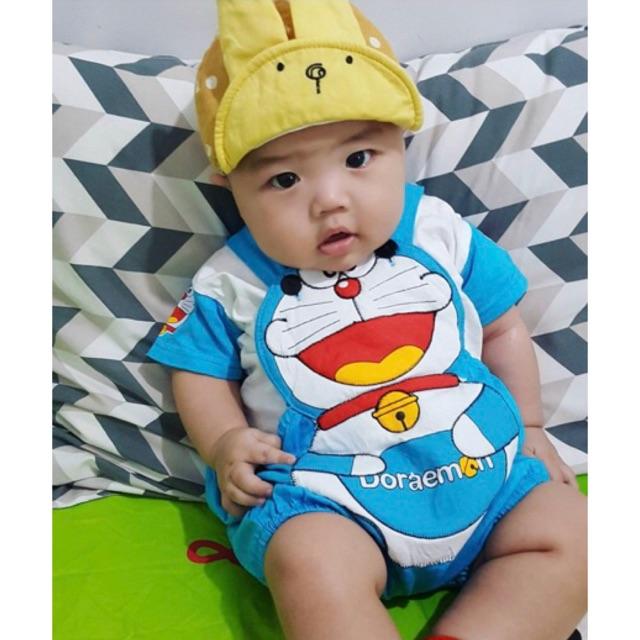 72 Model Baju Baby Boy Doraemon Paling Hist