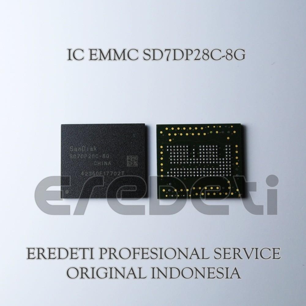 IC EMMC SD7DP28C-8G KD-001692