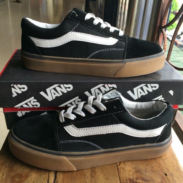 5346592615d65b Sepatu vans california navy grade ori