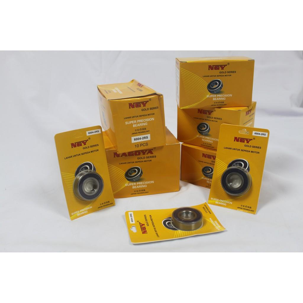 Laher Bearing 6004 Nap Gear Yamaha Shopee Indonesia Piece Set Slide Slider Miomio Soul 3pcs