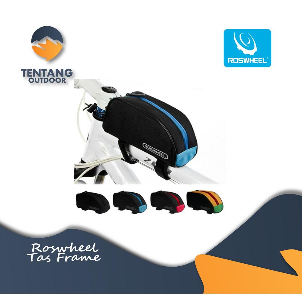 Termurah Tas Roswheel Stang Sepeda Shopee Indonesia Waterproof