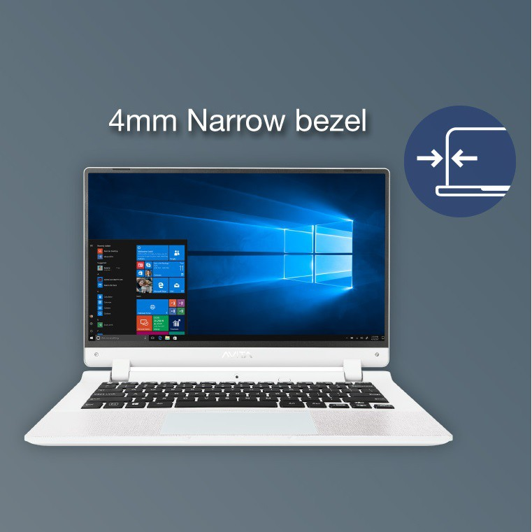 "Laptop Pelajar Avita Essential N4020 / 4GB / SSD 128 / 14"" IPS / DOS"