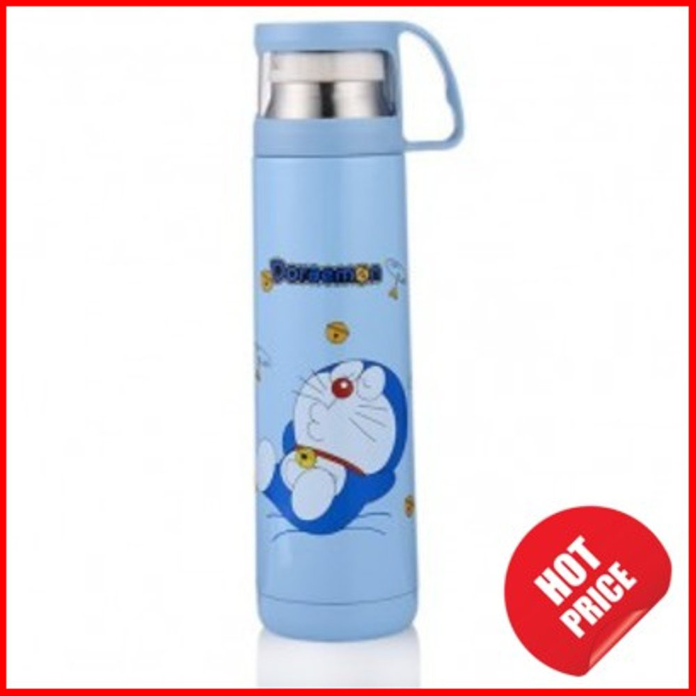 Qkella Botol Minum Thermos Stainless Steel 450ml Shopee Indonesia