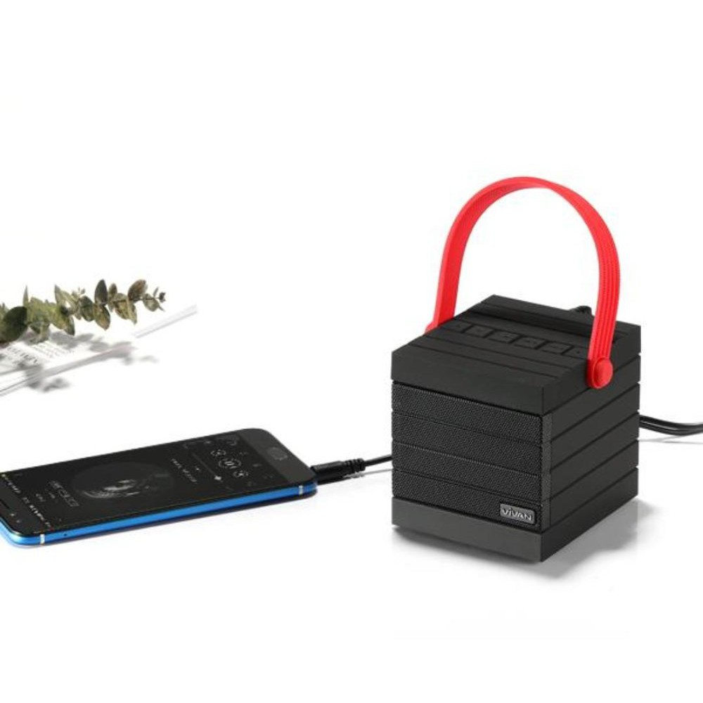 Mic Wireless Speaker Bluetooth Karaoke Q7 Karoke Music Eh126 Robot Rb430 30 Square Mini Hifi Black De032 Shopee Indonesia