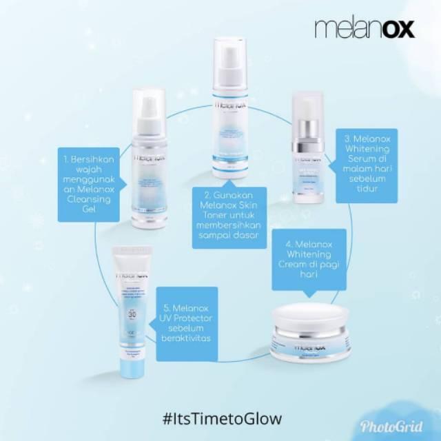 Produk Melanox Untuk Kulir Berminyak Dan Berjerawat