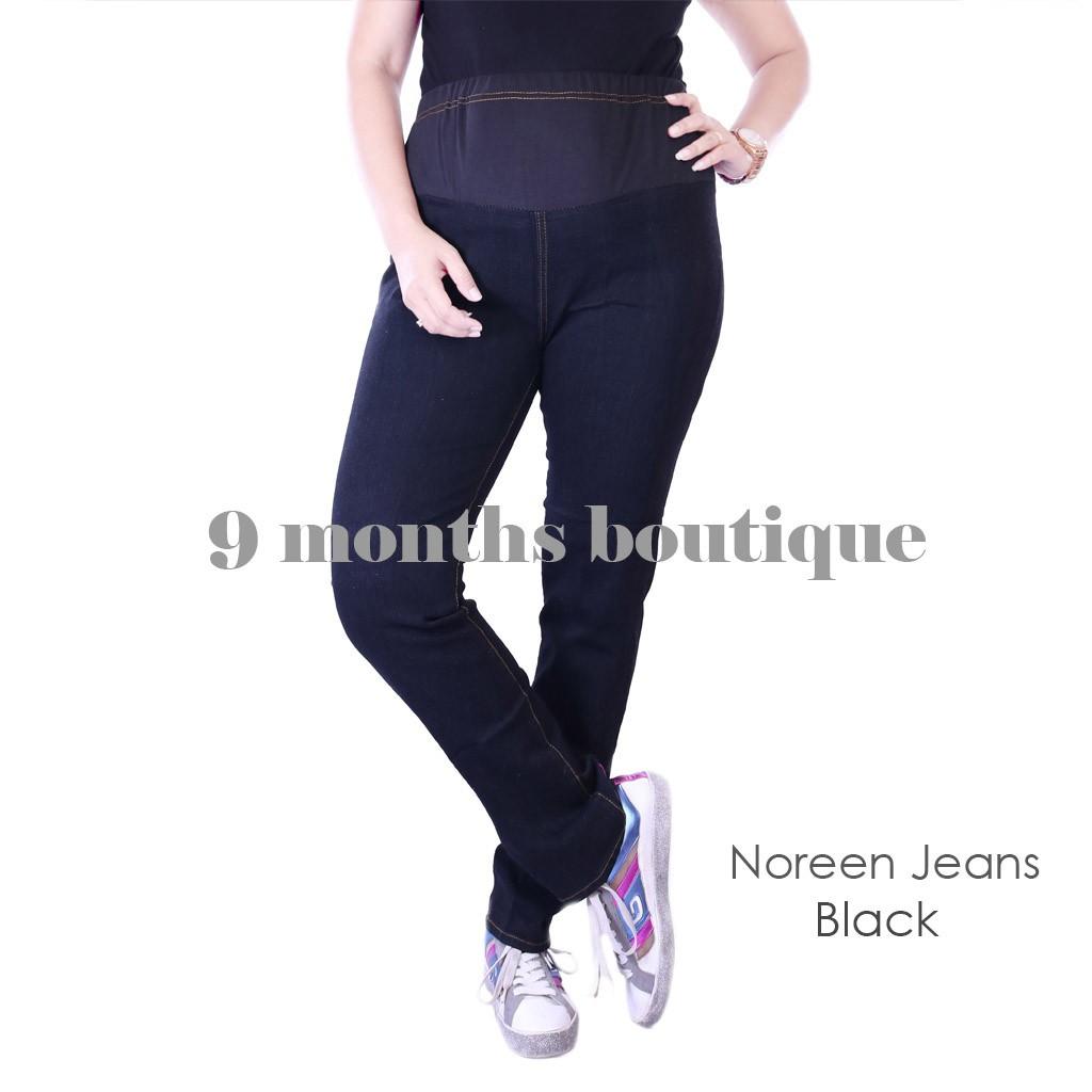 Alma Baju Menyusui Shopee Indonesia Justmom Sania Black Stripe Sn115