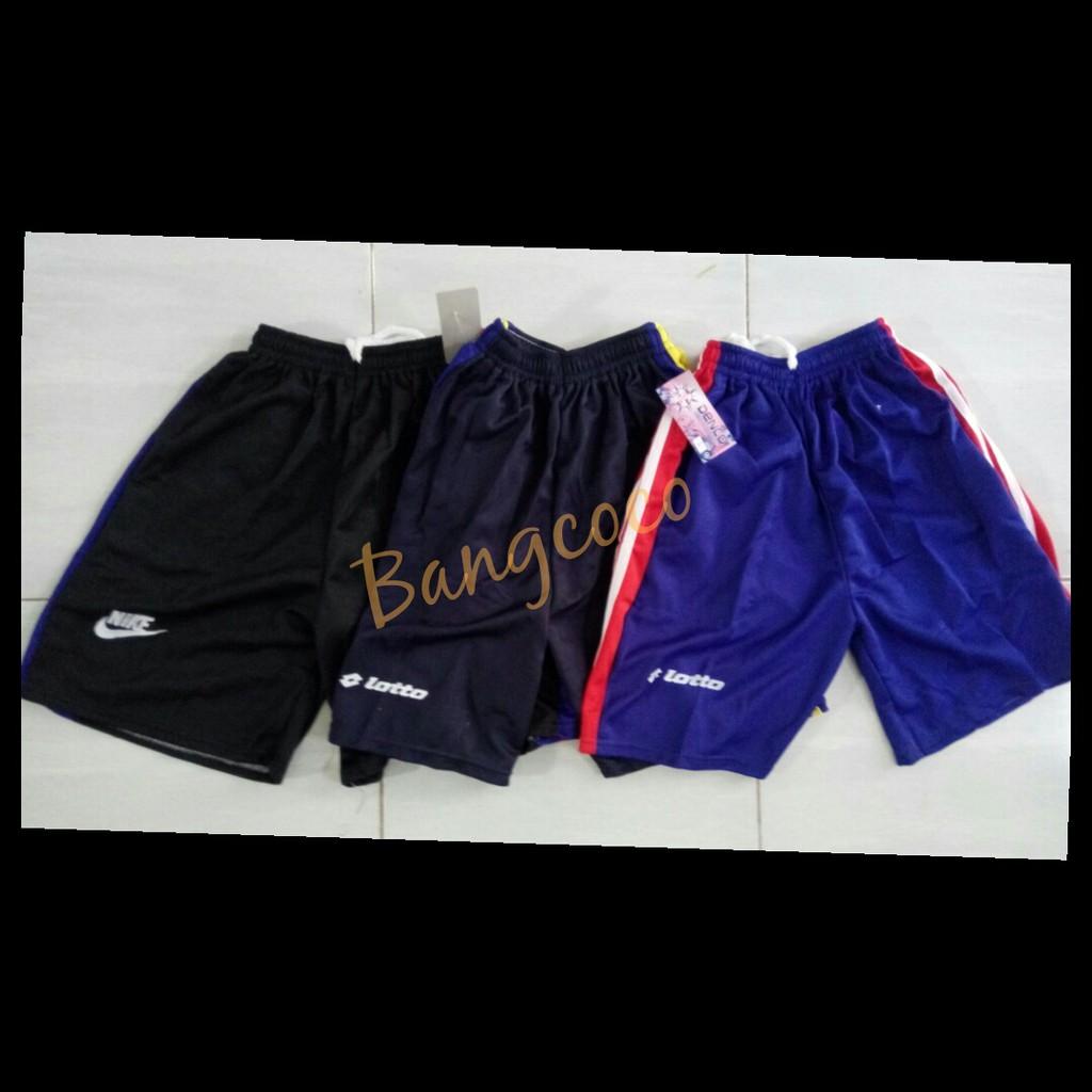 Celana Cargo Kargo Pria Pendek Jeans Paket 4 Pcs Buat Nongkrong Gahul Warna Shopee Indonesia