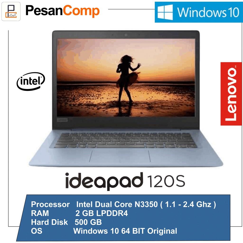 Lenovo Ideapad 310s 11iap 1gid Intel Celeron N3350 2gb 500gb No Dvd Acer Aspire Es1 131 Ddr3 N3050 116 Ferric Red Linux Dos
