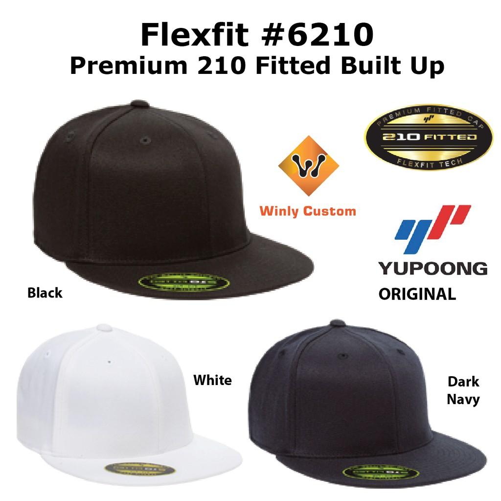 TOPI MLB FLEXFIT BUILT UP SECOND ORIGINAL  597156ec04