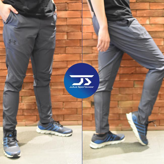 Terbaru Men Compression Long Pants / Celana Fitness Pria / Squat Stretch Free Ongkir | Shopee Indonesia