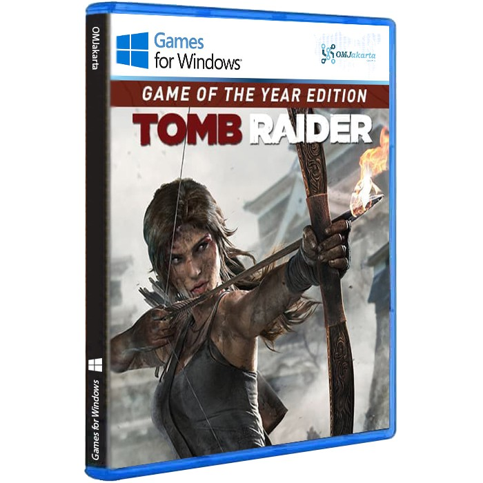 Tomb Raider Game Of The Year Shopee Indonesia