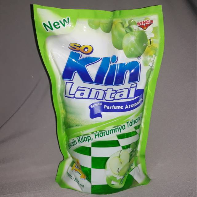 So Klin Lantai 800ml .