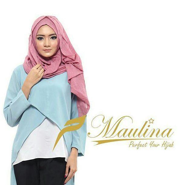 Hijab Muslimah Instant Maryam Maroko Rumah Maulina Kualitas Terbaik dan Banyak Pilihan Warna | Shopee Indonesia