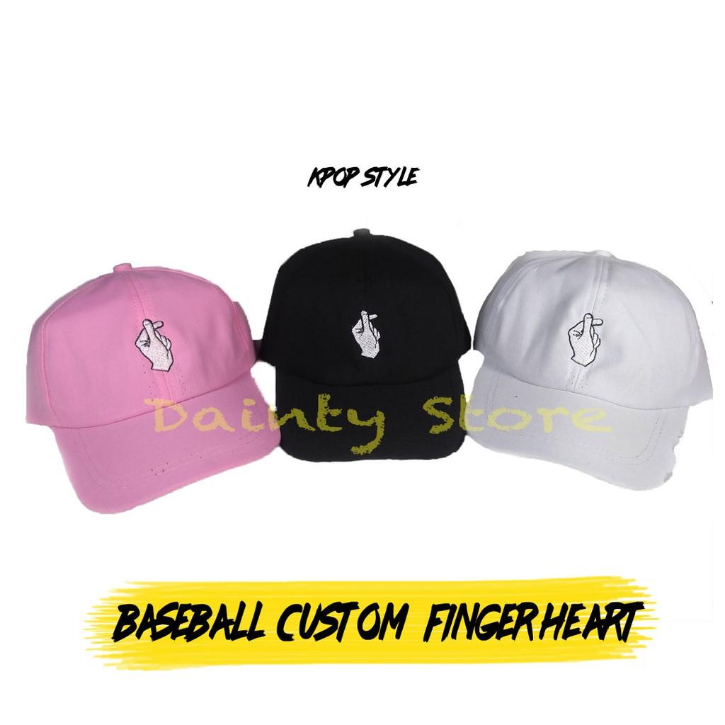 Topi Baseball Custom Bordir Satuan Twill Tumblr Cap Nama Logo Dewasa Anak  Kids  7752315aa7