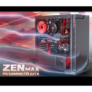 RAKITAN PC GAMING BLACKOUT EXTREME RYZEN 7 2700 | Shopee