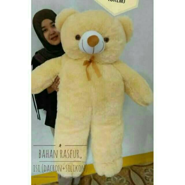 Boneka Teddy Bear Jumbo Super Murah Bangettt  55ebea29e3