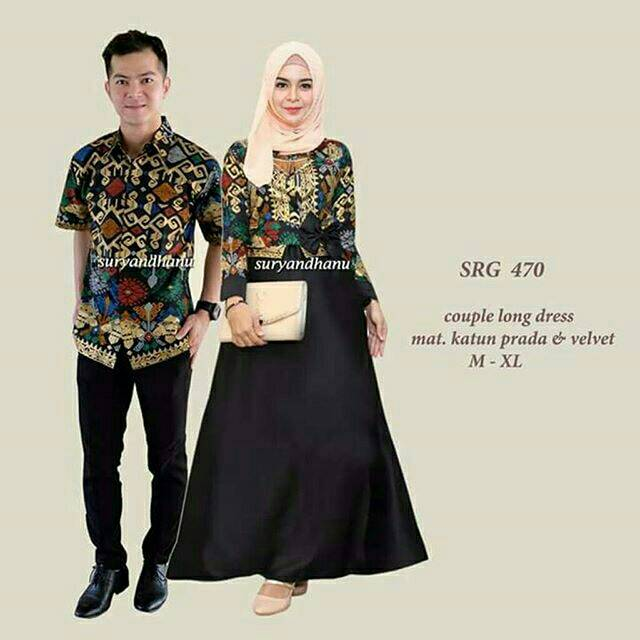 Couple Batik Murah  e0c33c6ad0