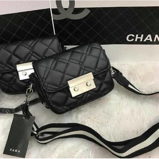 ... TAS ZARA DOUBLE STRAP ORIGINAL HIGH QUALITY. suka  0 5e1f16970d