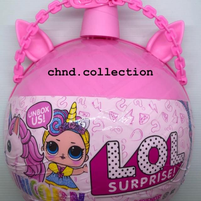 lol surprise unicorn  shopee indonesia