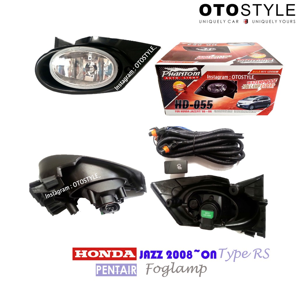 Foglamp Toyota Calya Sigra Shopee Indonesia Talang Air Sienta Kenzaku Premium Made In Taiwan
