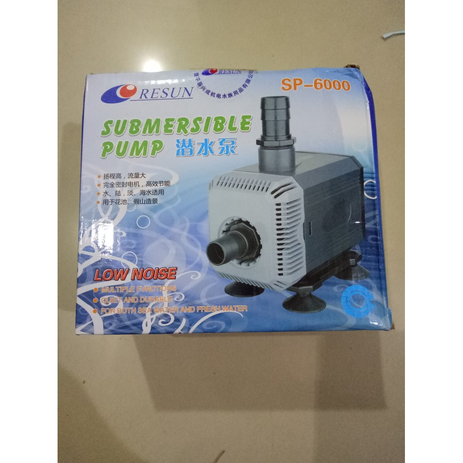 Aquarium Skimmer Aquascape Resun Sk 05 Shopee Indonesia Protein
