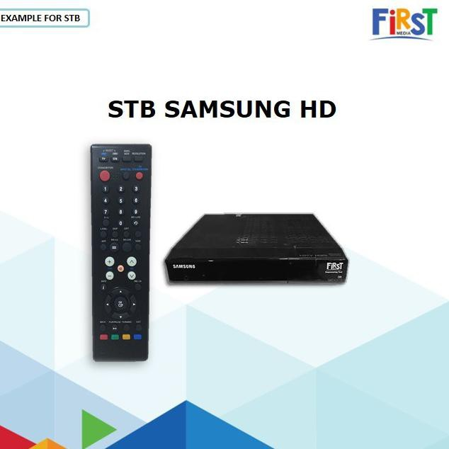 Remote First Media: Remote Stb Samsung First Media