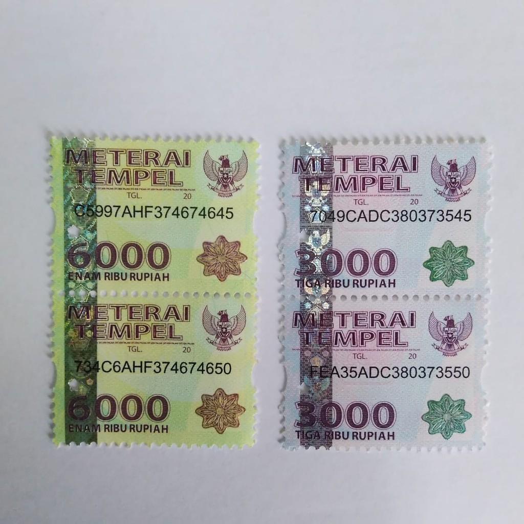 MATERAI 3000 & MATERAI 6000