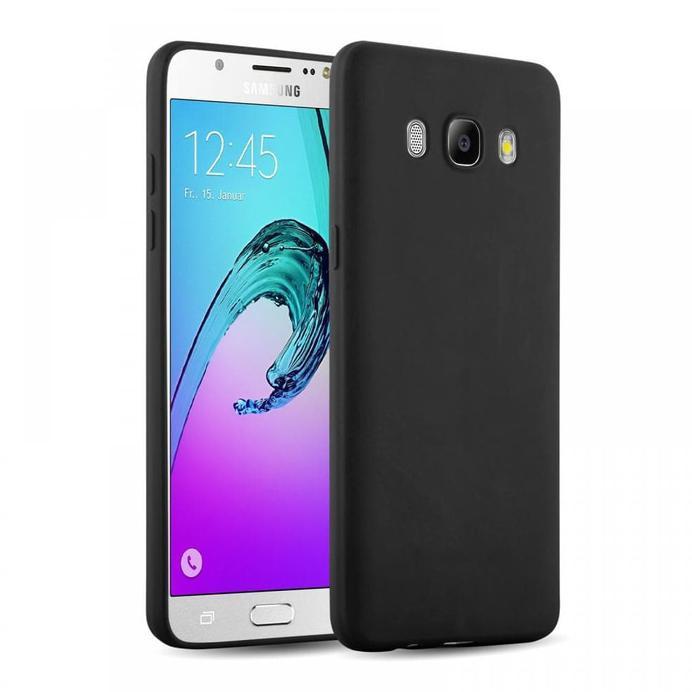 Case black TPU slim Matte Samsung J330 / J3 Pro 2017 case glare sofcase back casa | Shopee Indonesia