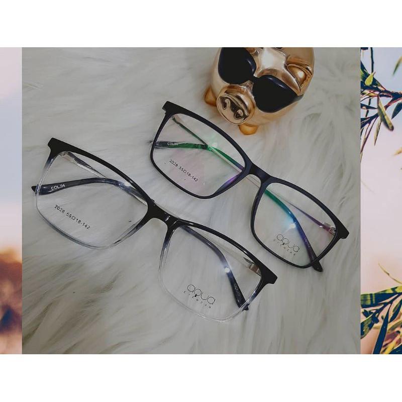 frame kacamata Aqua original