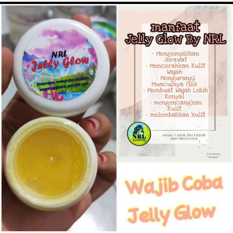 Cod Jelly Glow By Nrl Ori 100 Shopee Indonesia