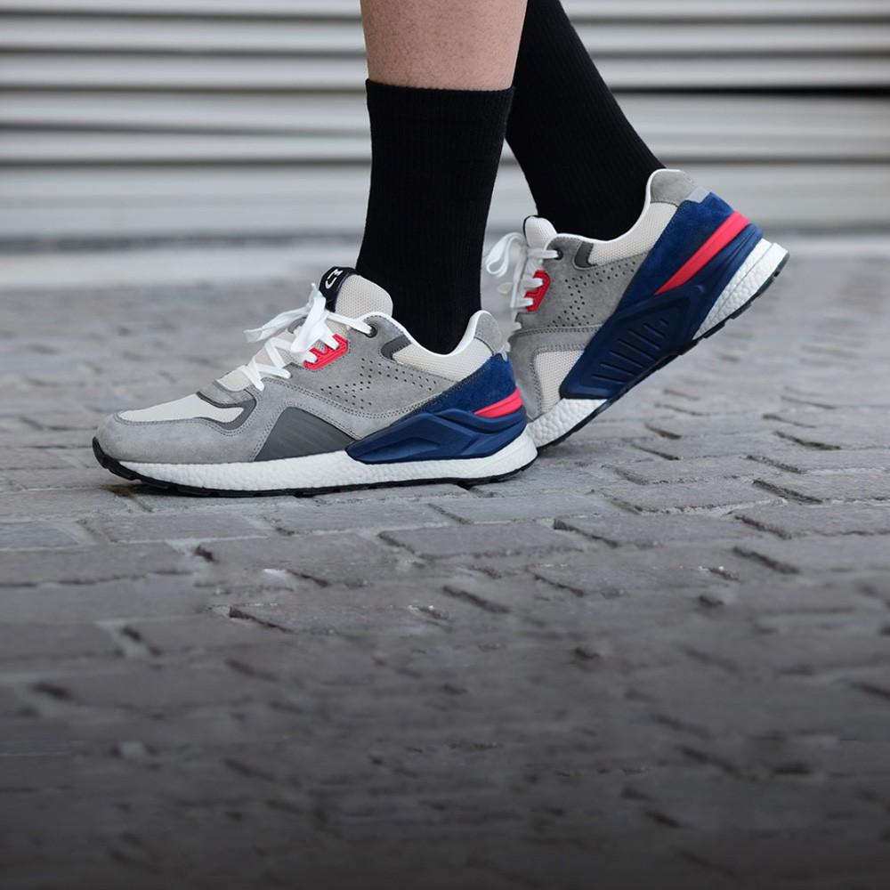 Xiaomi Mijia Leather Retro Casual Men Sneaker Outdoor Sport Shoes Anti Shock Climbing Running 3 Wate Shopee Indonesia