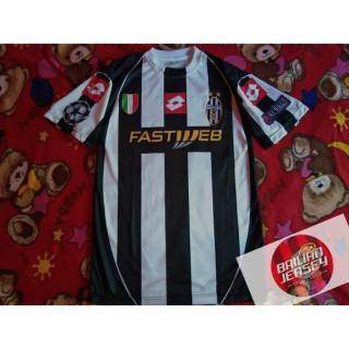 super popular 69186 aed5a Jersey retro juventus 2003 fastweb home