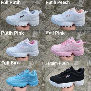 model sepatu wanita terbaru online  Sepatu Wanita Fila Disruptor II 2  Sepatu Korea Murah Premium 1e186c48e8